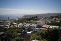 Чили valparaiso стоковые изображения