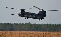 Чинук сил специального назначения CH-47 Стоковое Фото
