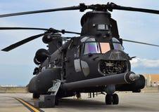 Чинук сил специального назначения CH-47 Стоковая Фотография