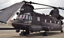 Чинук сил специального назначения CH-47 Стоковые Изображения RF