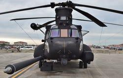 Чинук сил специального назначения CH-47 Стоковое Изображение