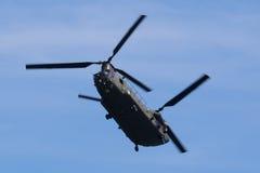 Чинук RAF на Уэльсе национальном Airshow, Суонси Стоковое Изображение RF