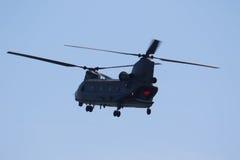 Чинук RAF на Уэльсе национальном Airshow, Суонси Стоковые Изображения RF