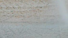 Чистка ковра с высокой стиркой давления видеоматериал