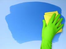 чистка Стоковое фото RF