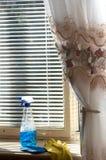 чистка Стоковая Фотография RF