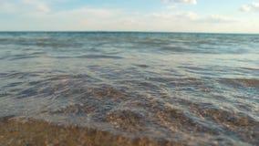Чисто вода моря видеоматериал