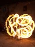 Чисто огонь стоковое изображение rf