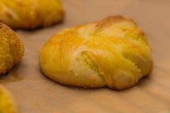 Чисто ручной работы хлеб кокоса Стоковая Фотография