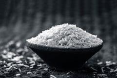 Чисто Basmati рис Стоковое фото RF