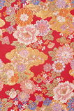 Чисто silk тканье Стоковое Фото
