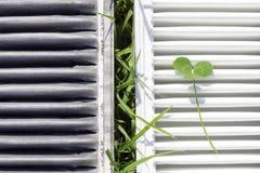Чистый воздух concept3 Стоковые Изображения RF