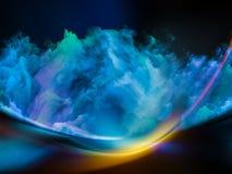 Численные цвета Стоковое Изображение RF