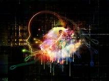 Численный разум Стоковые Изображения RF
