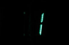 Число VFD Стоковая Фотография RF