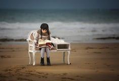 читатель стоковое фото rf