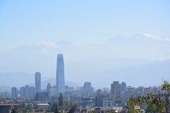 Чили Чили de santiago стоковые изображения rf
