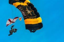 Член рыцаря армии США золотистый Стоковые Фото