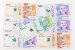 чолумбийские деньги Стоковая Фотография