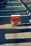 Чрезвычайная помощь отделения пожарной охраны Стоковые Фото
