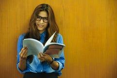 чтение Стоковое Фото