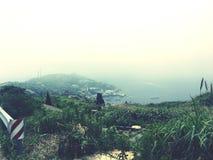Что-то об островах Дуна Ji стоковые изображения