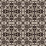 Чувствительная безшовная картина Стиль шнурка Предпосылка вектора Стоковое Фото