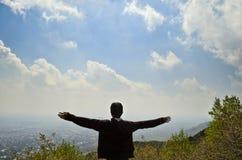 Чувство свободы Стоковое Изображение RF