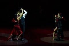 Чувство танца большое Стоковое Фото