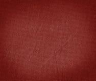 Чувствуемый красный фон предпосылки текстуры Стоковое Изображение RF