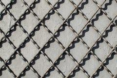 Чугунный гриль стоковое изображение rf