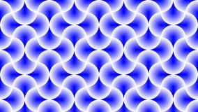 Чудесная предпосылка для группы в составе переплетенный и градиент объезжает в цветах между белым и голубым, и конспекте геометри иллюстрация вектора