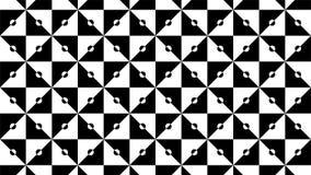 Чудесная предпосылка для группы в составе треугольники и гармоничные круги перекрывая, красивых цветов и привлекательных цветов с бесплатная иллюстрация