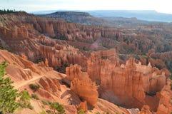 Чудесные образования Hodes в каньоне Bryce геология Путешествия Природа стоковая фотография rf