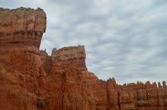 Чудесные образования Hodes в каньоне Bryce геология Путешествия Природа стоковая фотография