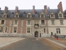 Чудесный ландшафт Франции стоковые изображения rf