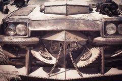 Чудовище автомобиля стоковое изображение