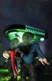 чужеземец увоза Стоковая Фотография RF