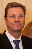 чужое немецкое westerwelle министра guido Стоковое фото RF