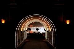Чунцин на ноче Стоковые Фотографии RF