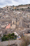 чуточки Сицилия города стоковые фотографии rf