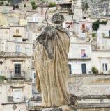 Чуточки Сицилии скульптуры Святого Стоковые Фото