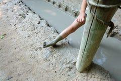 чуть-чуть нога Стоковая Фотография