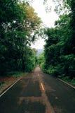 чуть-чуть дорога Стоковое Изображение RF