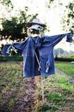 Чучело в ферме Стоковая Фотография RF
