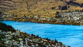 Чудесное прожитие в Новой Зеландии Стоковое Фото