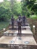 Чудесное человека Praha памятника красивое Стоковые Фото
