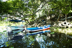 Чудесный ландшафт береговой линии озера Никарагуа Стоковое Изображение