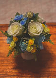 Чудесный роскошный букет свадьбы Стоковая Фотография RF