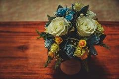 Чудесный роскошный букет свадьбы Стоковое фото RF